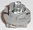 Complete LED socket